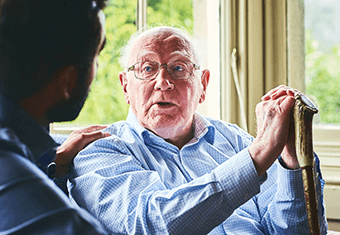 Finding the right care home: top five considerations