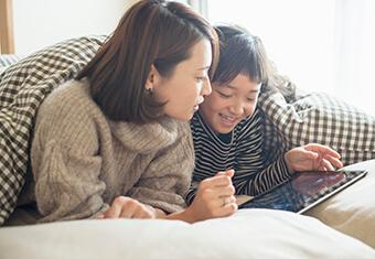 digital,family